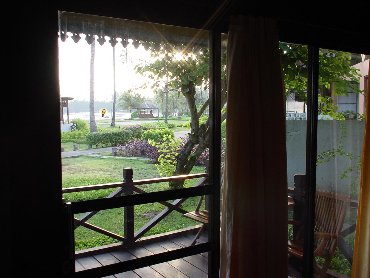 マヤンサリからの朝日